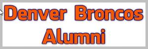 Denver Broncos Alumni